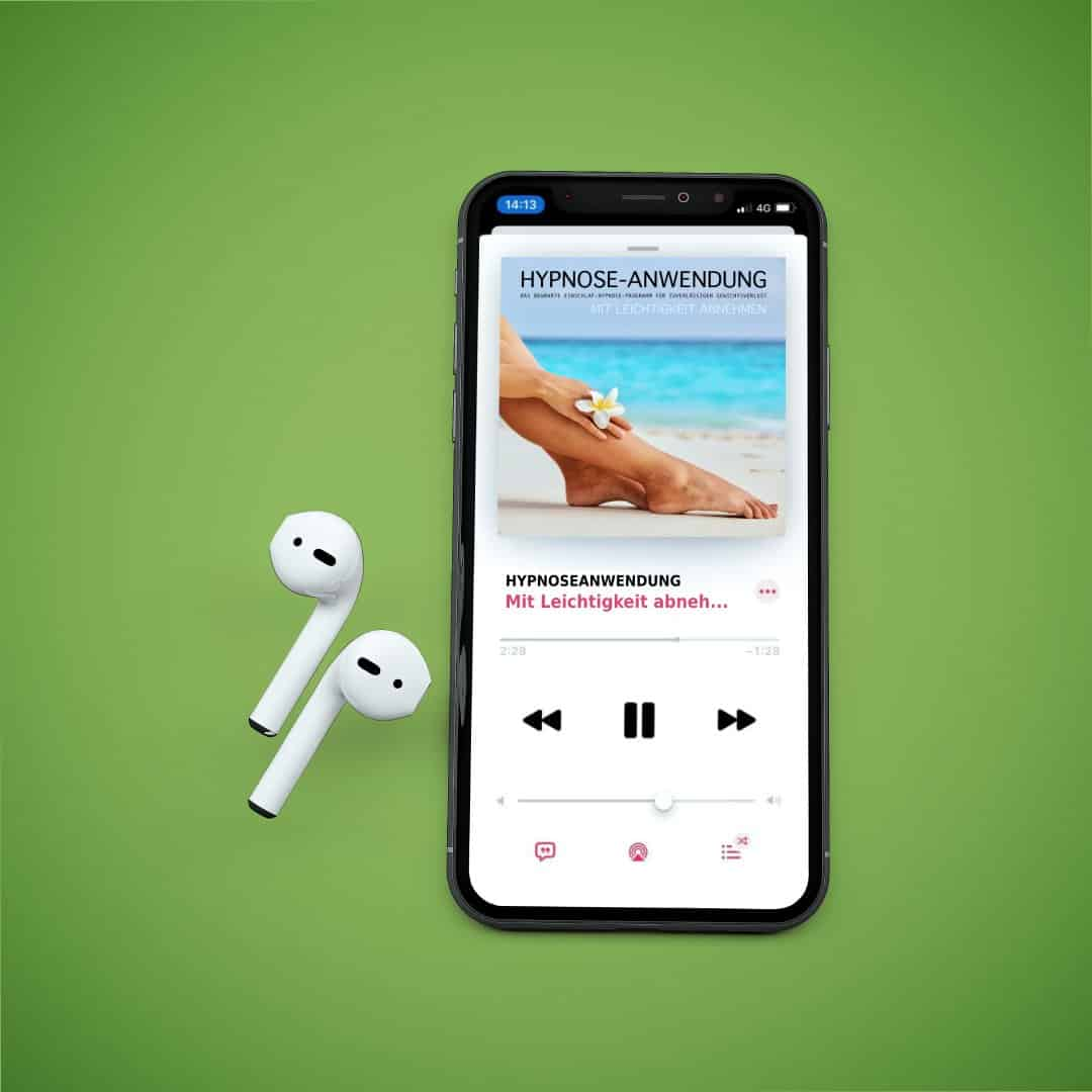MOCKUP Iphone mit Airpods 1 1