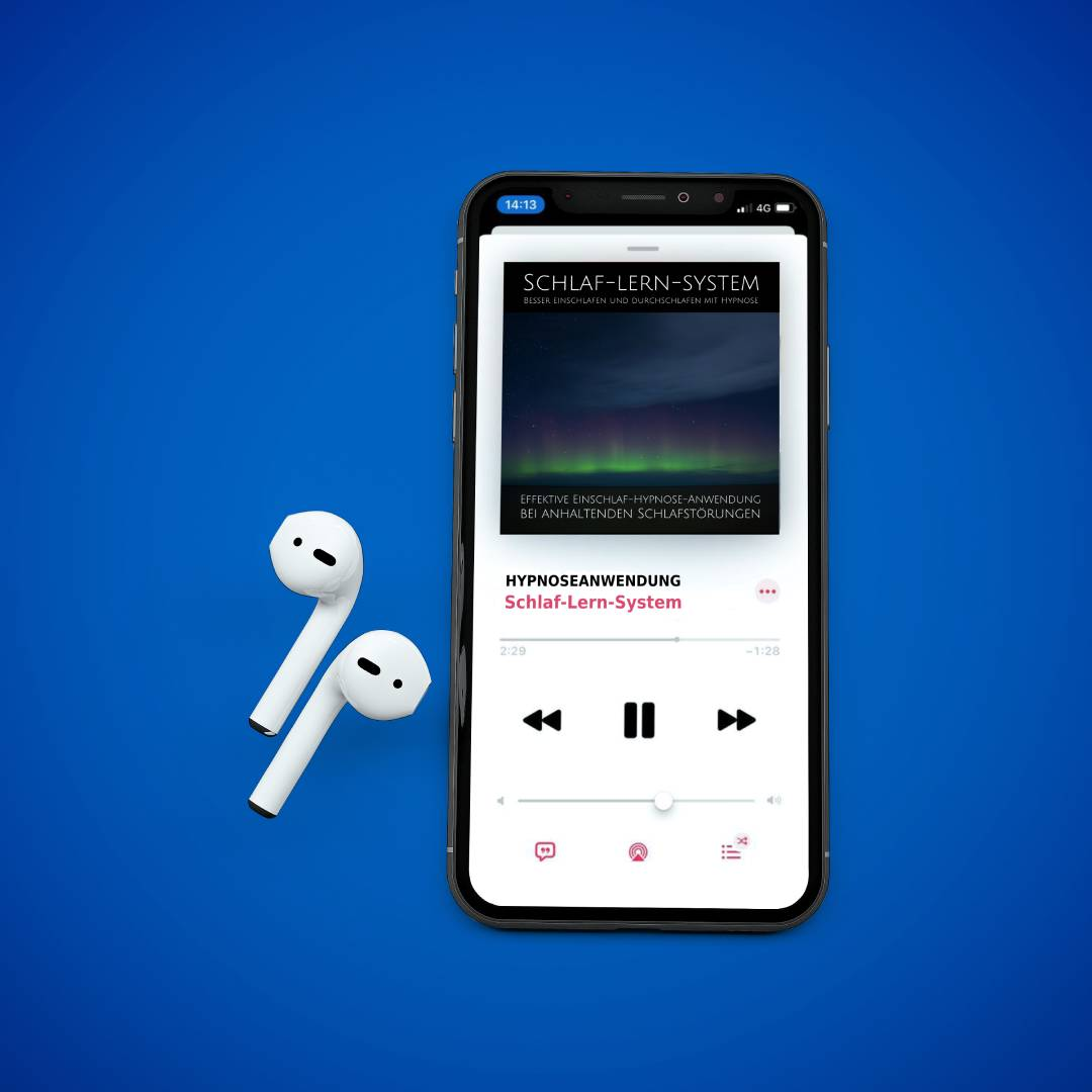 MOCKUP Iphone mit Airpods 1 3